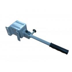 Système d'ancrage Heck-Pack pour boule de remorquage 50 mm