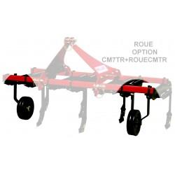 Roues de contrôle de profondeur gamme CMTR - ROUECMTR