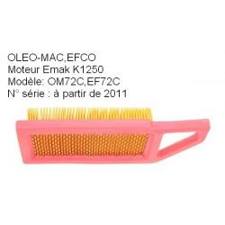 G118550321E0 Filtre à air