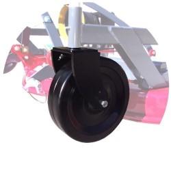 Montage roue fer pour TAMPRO150 ET 180 - KROFTAMPRO