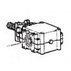 082654 – Boitier renvoi d'angle pour rotos RLT / RDM / RFIX - MAJAR