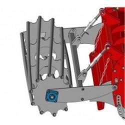 RCRTPM125 - Rouleau cage RTPM125 -MAJAR