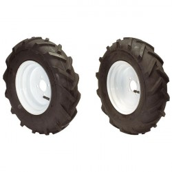 Paire de pneus 500X10
